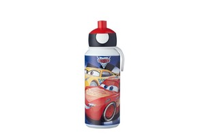 Mepal Trinkflasche Pop-up Campus 400 ml - Cars